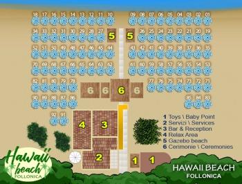 Hawaii Beach Follonica